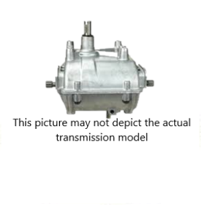PT083 Peerless Transmission Model 700-083