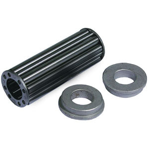 Replaces Encore and Exmark Roller Cage Bearing & Retainer Bushing Kit
