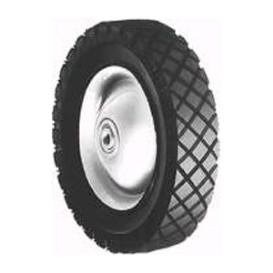 Replaces Snapper Steel Wheel Assembly 7 x 150