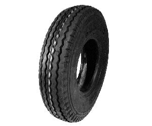 Sawtooth Rib Tire 410 x 350 x 4