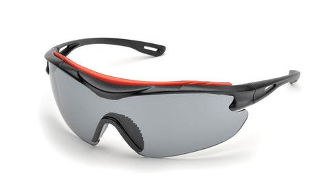 SG31GAF Brow-Specs™ Safety Glasses- Grey Anti-Fog Lens