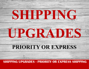 Shipping Upgrades by CMPartycreations