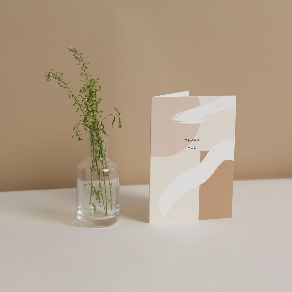 Essential Thank You card