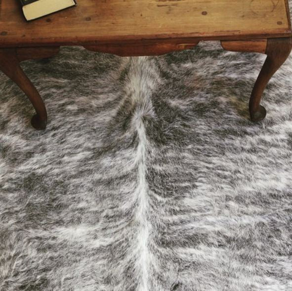 How Are Cowhide Rugs Manufactured?