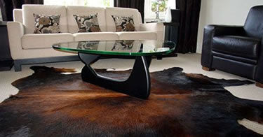 Cowhide Rugs from HideRugs