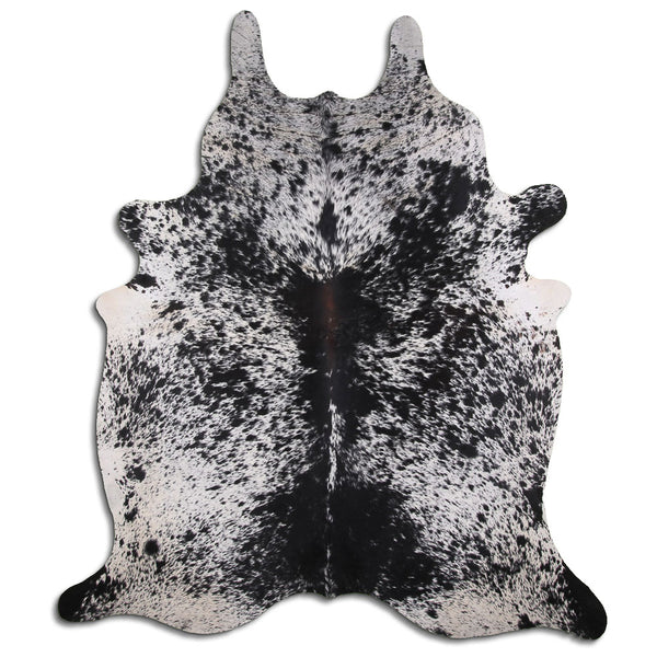 Cowhide Rug Speckled C462