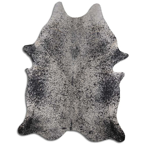 Cowhide Rug Speckled C631