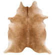 Cowhide Rug Brown C255