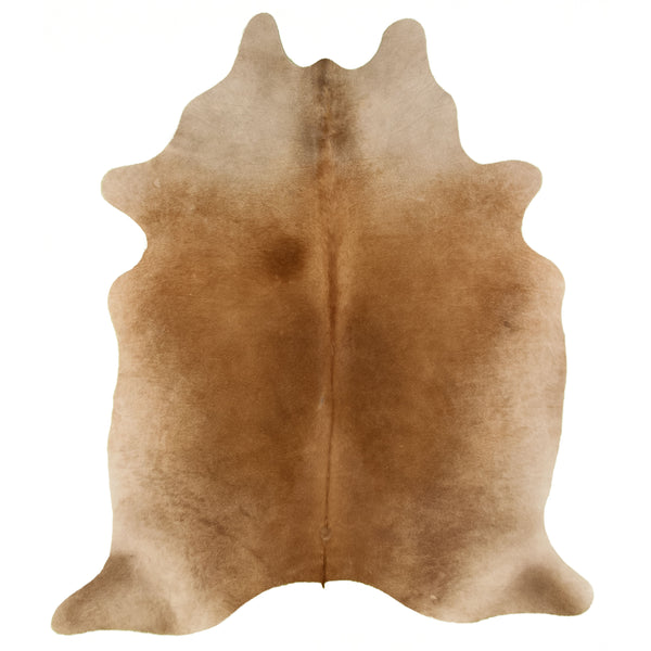 Cowhide Rug Exotic Champagne C225