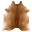 Cowhide Rug Brown C261
