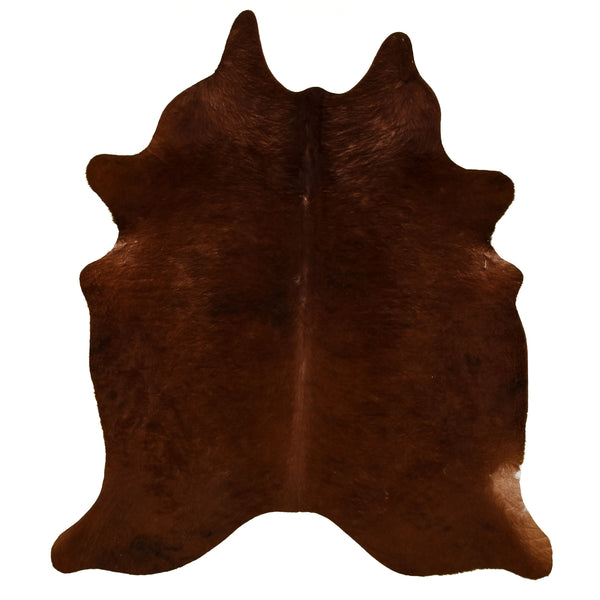 Cowhide Rug Brown C310