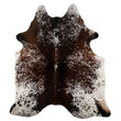 Cowhide Rug Speckled C202