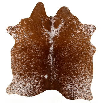 Cowhide Rug Speckled C411