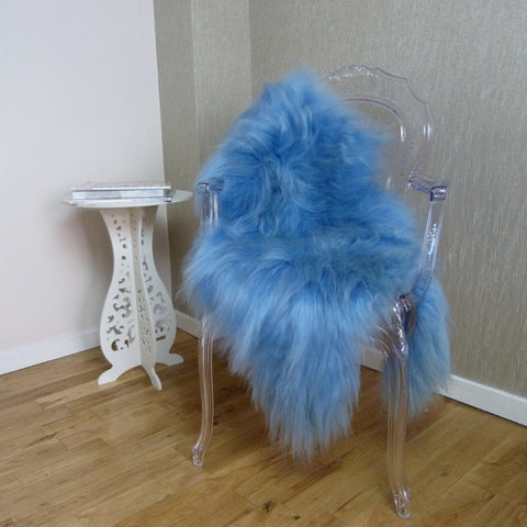 Icelandic Sheepskin Blue