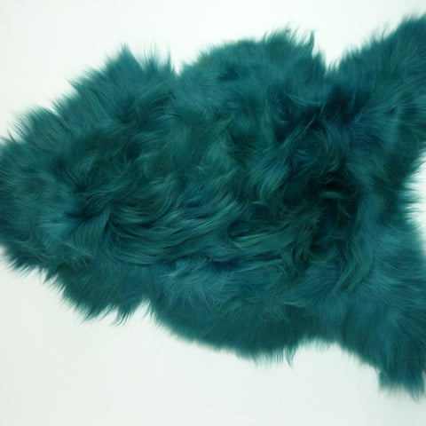 Icelandic Sheepskin Green