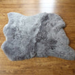 Icelandic Sheepskin Rug 2 Skin Grey Shorn