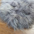 Icelandic Sheepskin Grey SML