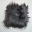 Icelandic Sheepskin Chair Pad Graphite