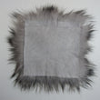 Icelandic Sheepskin Chair Pad Silver DT