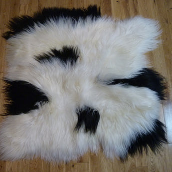 Icelandic Sheepskin Rug 2 Skin IS2S-26