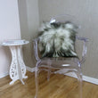Icelandic Sheepskin Cushion Dark Tops