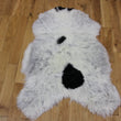 Natural Icelandic Sheepskin Rug Shorn IMX82-SHORN