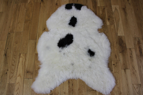 Natural Icelandic Sheepskin Rug Shorn IMX89-SHORN