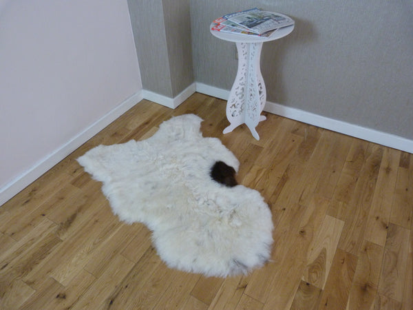 Natural Icelandic Sheepskin Rug Shorn IMX74-SHORN