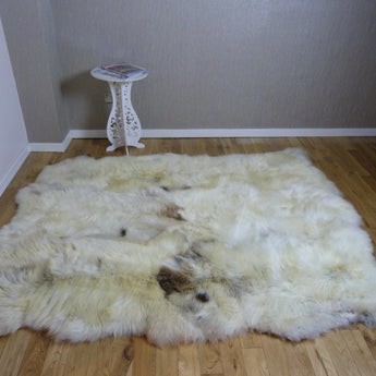 Large Rare Breed Sheepskin Rug
