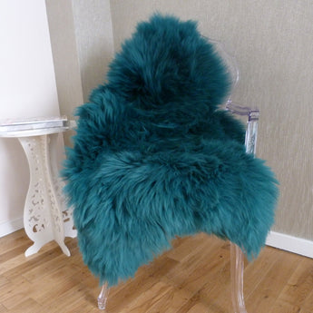Sheepskin Rug UK - Green