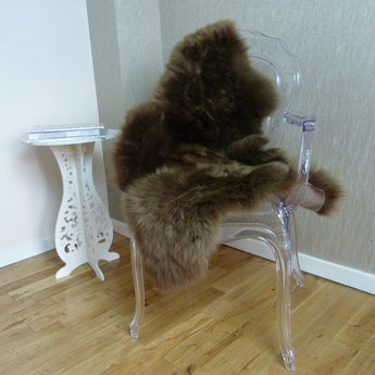 Sheepskin Rug UK - Nutria Brown