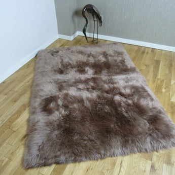 Rectangular Sheepskin Rug - Paco