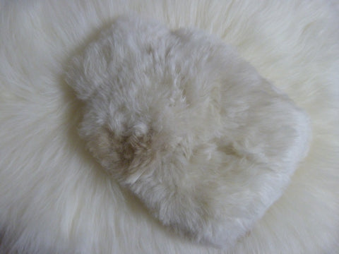 Sheepskin Hot Water Bottle - Melange