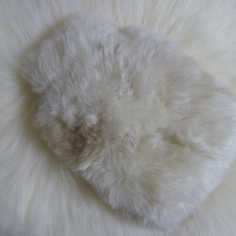 Sheepskin Hot Water Bottle Melange