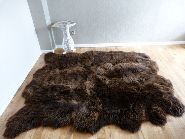 Rare Breed Sheepskin Rug 6 Skin RBS6S-63