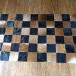 Patchwork Cowhide Rug PATCH149