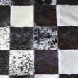 Patchwork Cowhide Rug PATCH156