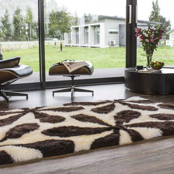 Rectangular Sheepskin Rug Penny Lane