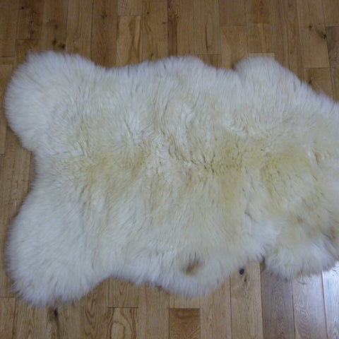 Rare Breed Sheepskin Rug RBS543a