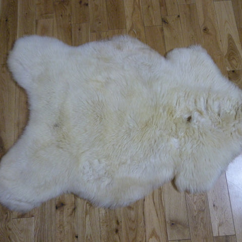 Rare Breed Sheepskin Rug RBS555a