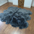 Sheepskin Rug Sexto Grey
