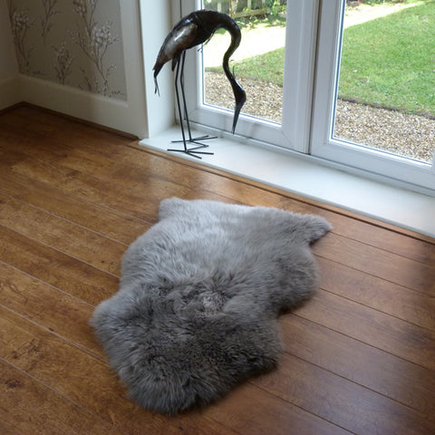 Sheepskin Rug Vole Single - Sml