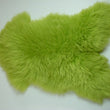 Sheepskin Rug UK - Green Apple