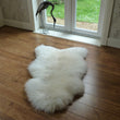 Sheepskin Rug Natural Single LRG