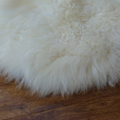Sheepskin Rug Natural Single SMLL