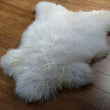 British Sheepskin Rug Ivory Large