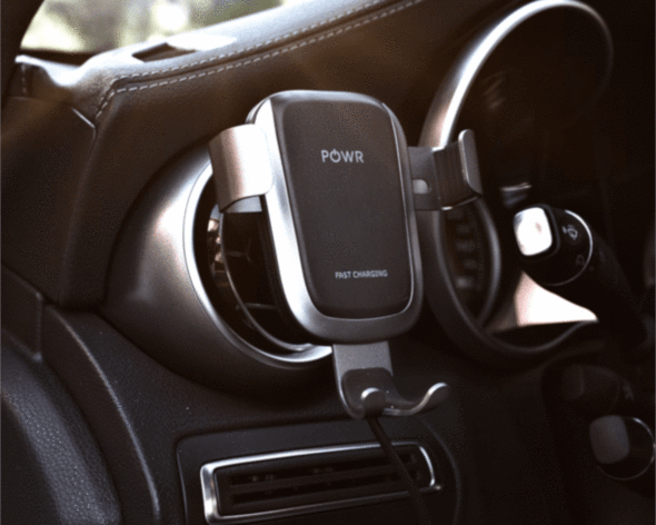 POWR Premium Wireless Car Charger