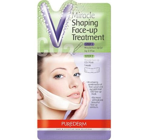 5 Pcs Miracle V-Shaped Slimming Mask