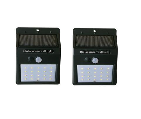 Image of Solar Waterproof Wall Light