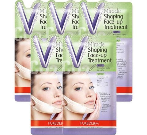 Image of Miracle V-Shaped Slimming Mask